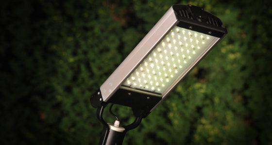 Модернизации сети уличного освещения